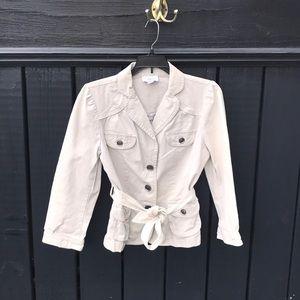 Loft Jacket Buttons Size S